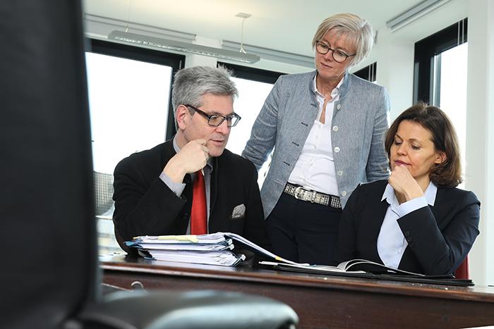 Arbeit und Soziales, Dr.Backes Rechtsanwälte, Mönchengladbach