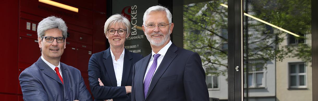 Rechtsanwälte Dr. Backes und Partner Mönchengladbach Versicherungen, Gesundheit